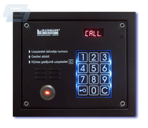 Domofoni-RAINMANN-CD-2503CP