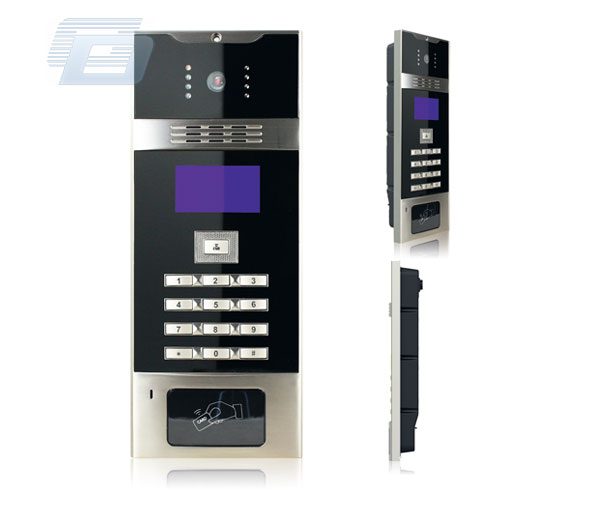 IP VIDEO DOMOFONS BAS-IP AA-01