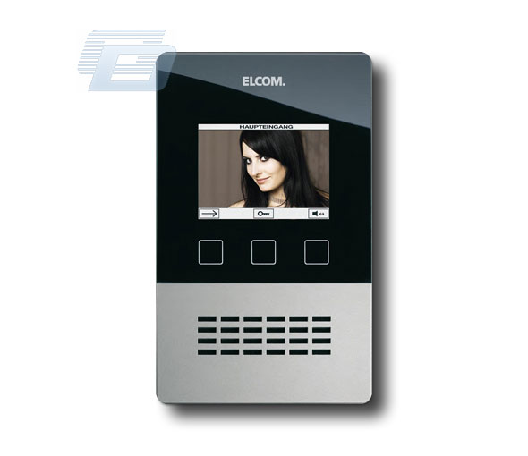 DOMOFONS ELCOM: VIDEO MONITOR BVF260