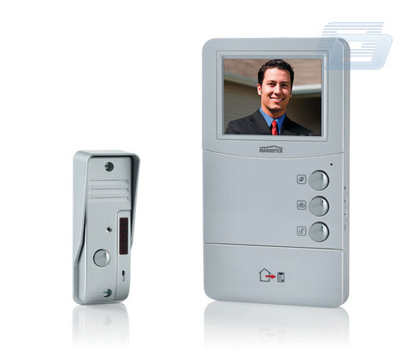 BEZVADU VIDEO DOMOFONS MARMITEK WIRELESS DOORGUARD-350