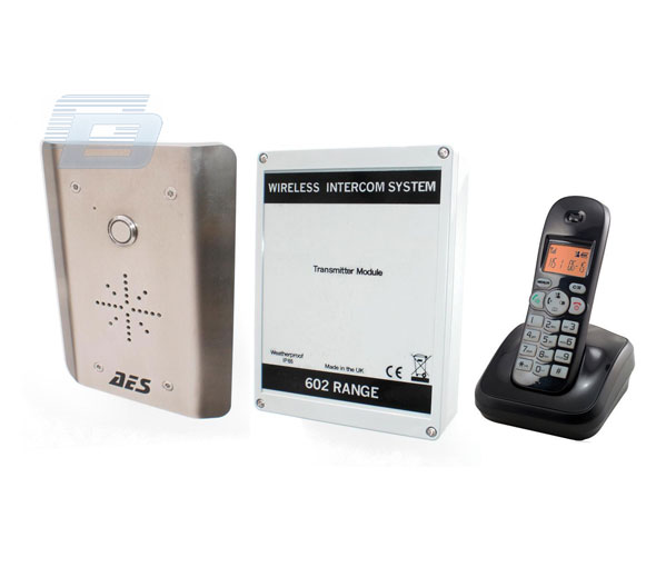 BEZVADU DOMOFONS WLS-WIRELESS AUDIO DECT